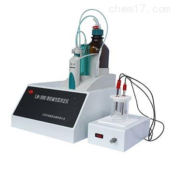 TJN-2000微机碱性氮测定仪