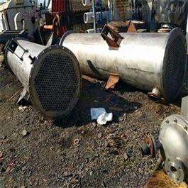 出售二手列管冷凝器大量出售
