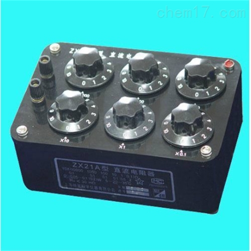 ZX5N3标准电阻箱