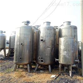 二手不锈钢单效蒸发器