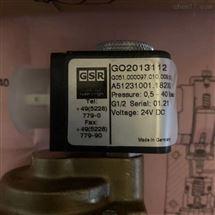 德国GSR直动式电磁阀上海现货