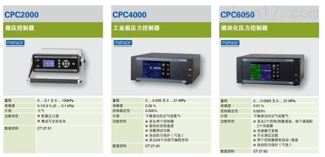 威卡(WIKA)压力控制器CPC2000