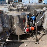 二手120L配液罐不锈钢316材质