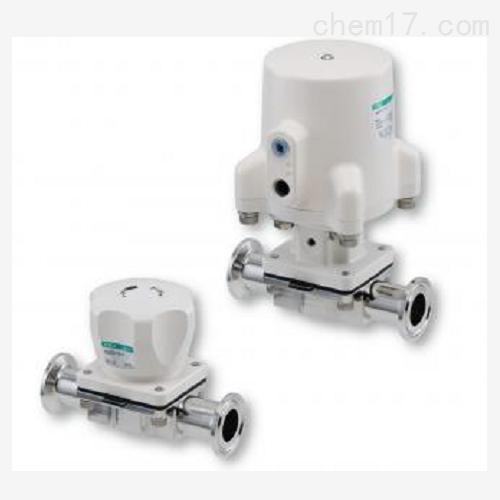 日本CKD耐磨型隔膜阀
