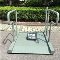DCS-HT-L成都300公斤血透电子秤 带打印轮椅体重称