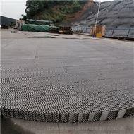 Kst-k2金属孔板波纹又称250Y波纹板规整填料