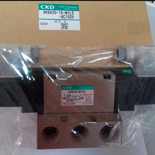 日本CKD喜开理直动式2通控制器通用规格