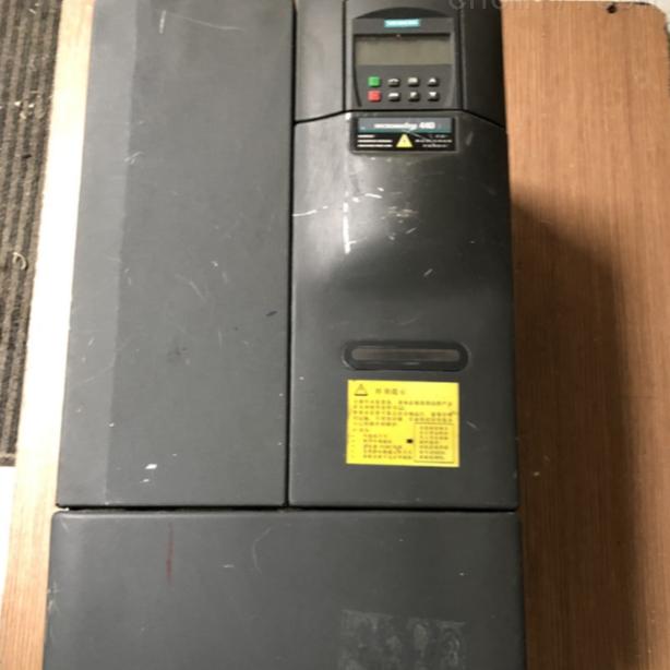 西门子MM系列变频器上电面板不亮灯