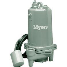 美国Myers潜水研磨泵MG200系列是2马力