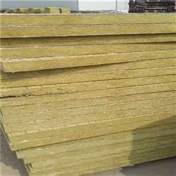防火国标复合岩棉保温板 生产设备先进