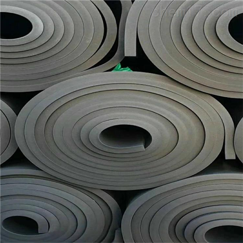 吸音降噪橡塑海绵板 发泡铝箔橡塑板零售价