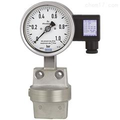 DPGT43.100, DPGT43.160WIKA威卡带电信号输出的差压表低价位高品质