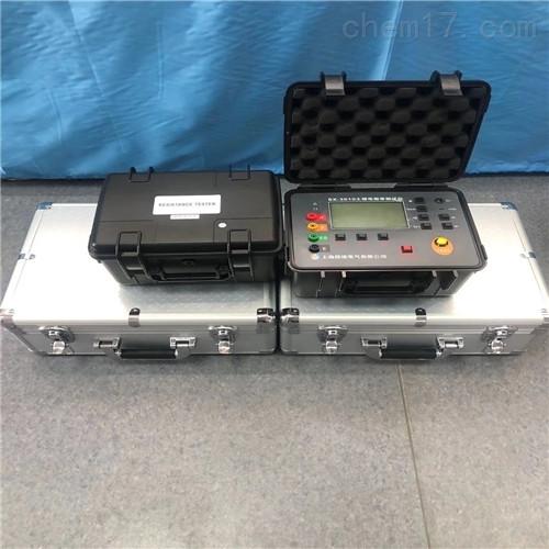 MS2307智能接地土壤电阻测试仪