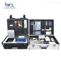 HK-TZJS01检测仪高智能土壤多参数测试系统