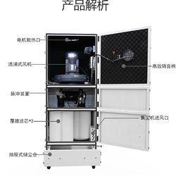 MCJC-15低噪音工业除尘器