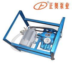 正奥泵业JB-70型手摇电动计量加油泵