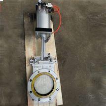 氣動暗桿刀型閘閥DMZ673H
