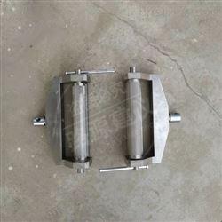 塑钢格栅拉伸试验夹具