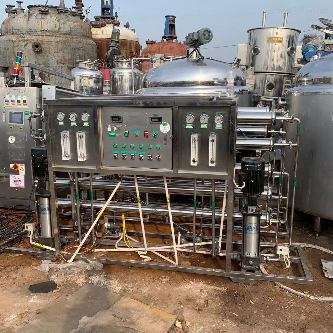 二手尿素 玻璃水 洗洁精水处理设备