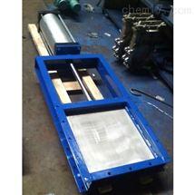 QLMD氣動方形插板閥