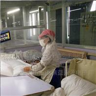 OTC家纺羽绒被子全自动定量称重充绒机 充棉机