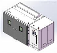 步入式高低溫濕熱試驗箱