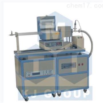 OTF-1200X-50S-PE-S小型滑动PECVD管式炉系统