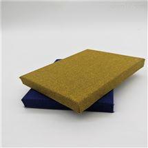 布艺软包吸音板用于音乐教室墙面施工