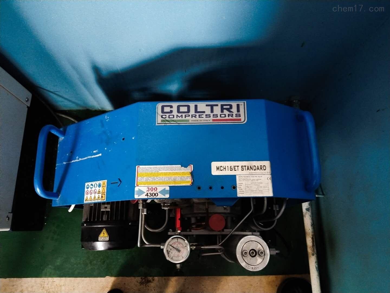 空气呼吸器充气泵MCH18