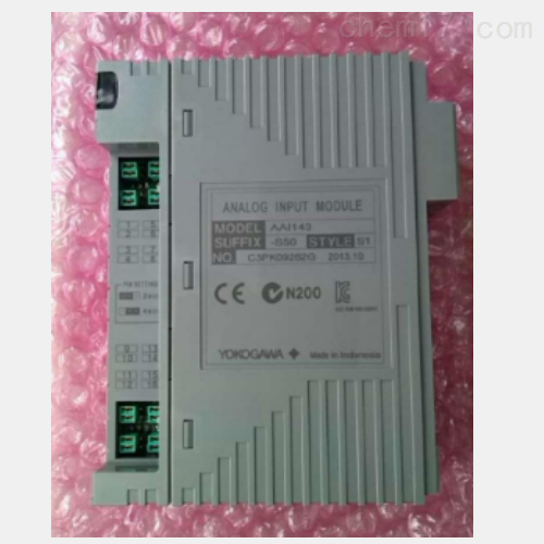 输入模块AAI143-H50卡件日本横河YOKOGAWA