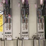 当天修好西门子机床伺服控制器输出电压低
