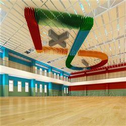 体育馆铝边框空间吸声体厂家