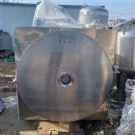 二手5平方食品级上海浦东真空冻干机