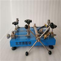 氣體減壓器檢定裝置