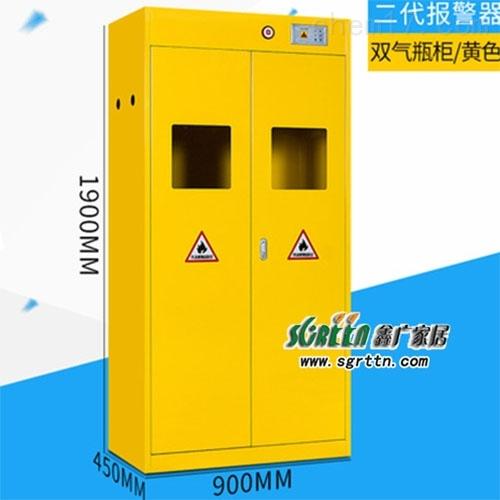 潍坊全钢防爆气瓶柜,实验室气体钢瓶储存柜