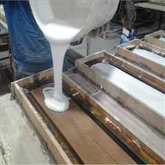 HY-6纤维混凝土复合材料翻模硅胶