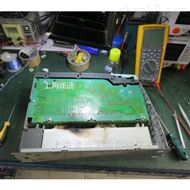 西门子S120驱动器有一路无输出维修