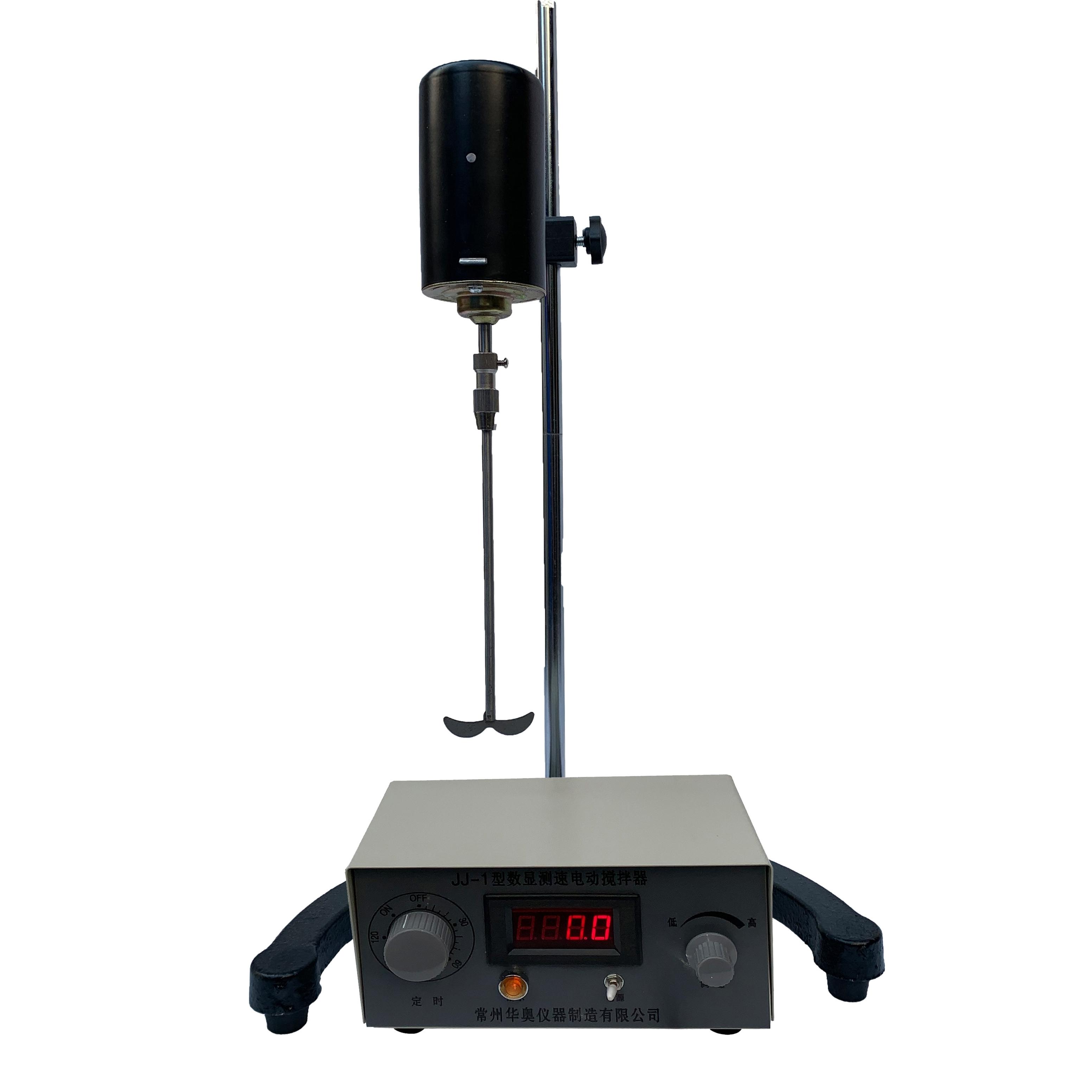 JJ-1A数显测速电动搅拌器生产厂家