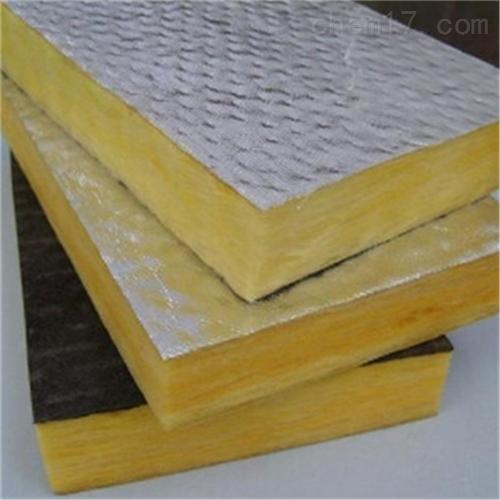 玻璃棉板 离心防火A级大棚屋顶 保温材料