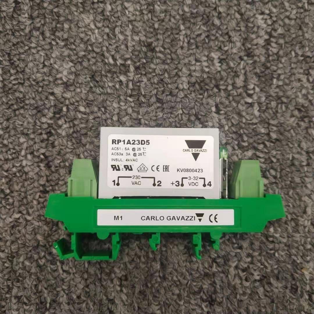 瑞士佳乐CARLO GAVAZZI固态继电器