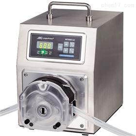 WT600-3J保定兰格基本型不锈钢蠕动泵