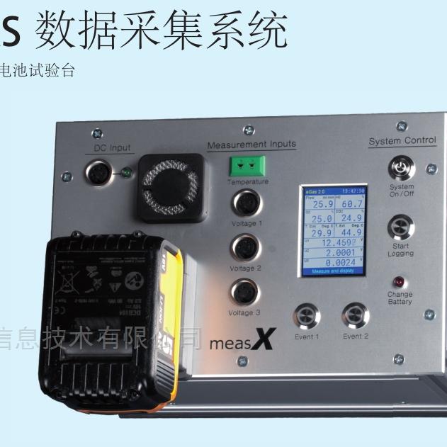 measX eGAS数据采集系统