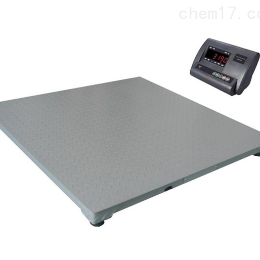 5吨电子地磅一般价格多少