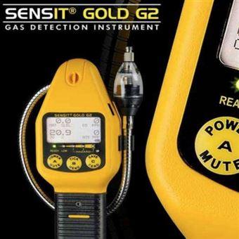 美国SSG CGI G2燃气泄漏巡检仪