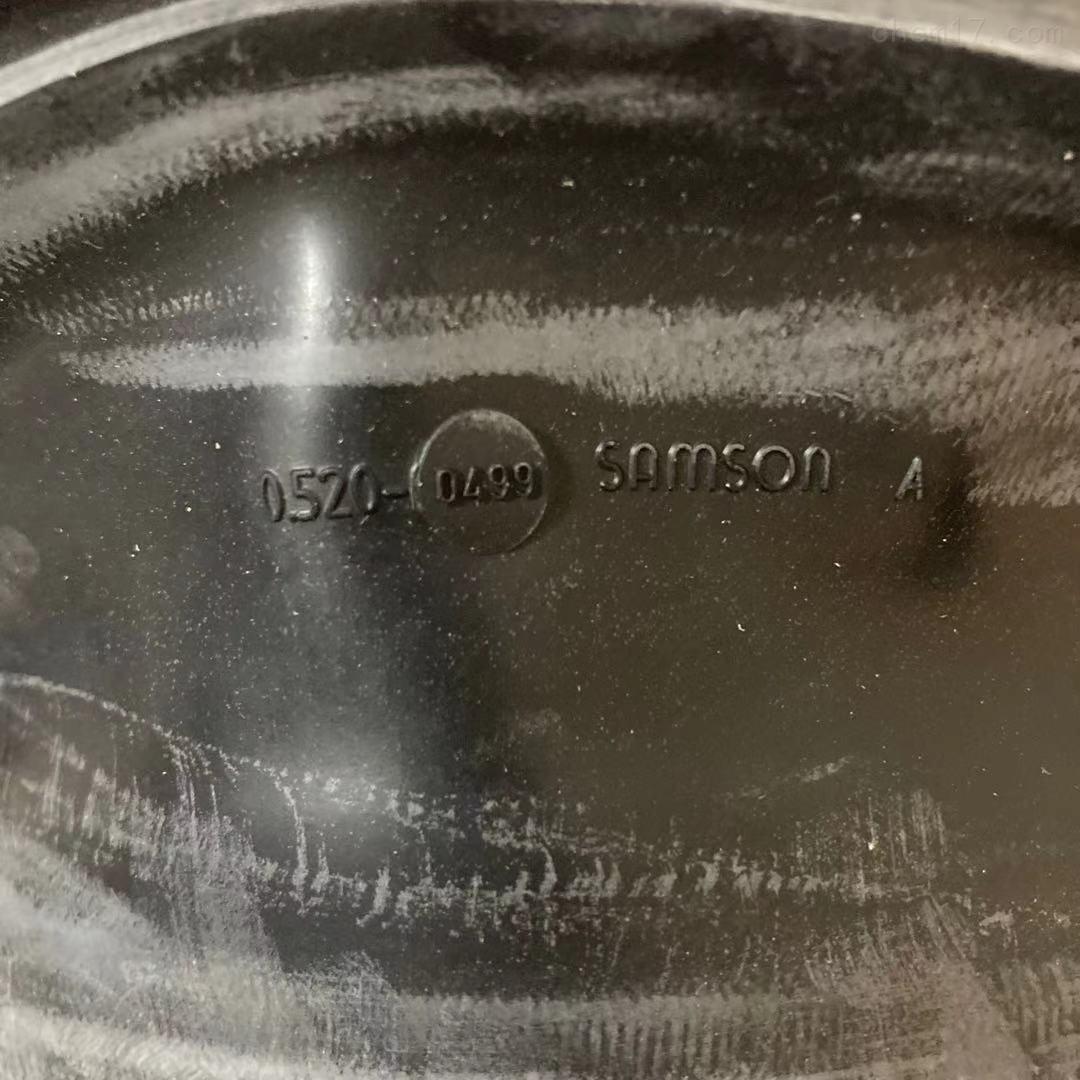 德国萨姆森SAMSON膜片卡箍