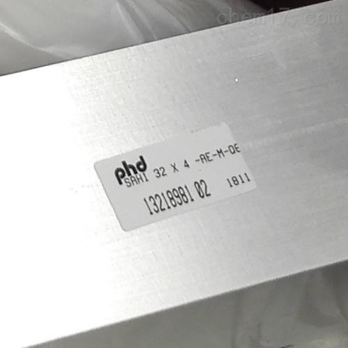美国PHD气缸