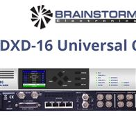 DXD-8*Brainstorm DXD-16通用时钟 模块