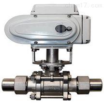 Q921F球閥Q921F電動外螺紋帶焊接管球閥