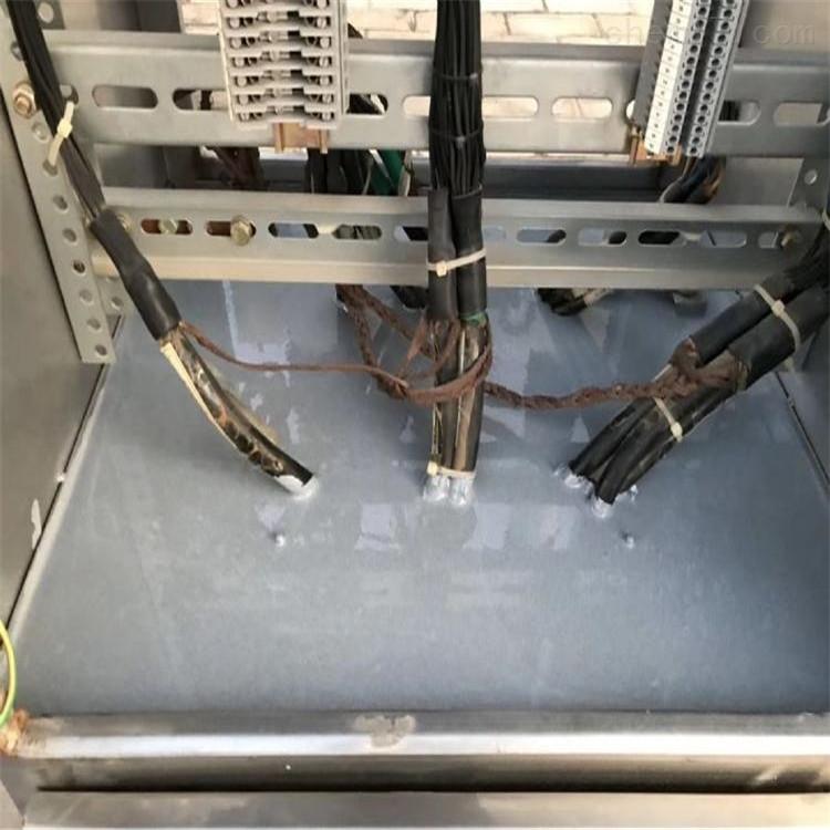 新能源充电桩电缆进线口封堵剂