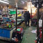 防汛应急移动照明车发电机式应急工作灯车